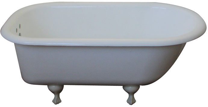 look at this beautifully restored claw foot bath tub just like new have us refinish your porcelain metal bath tub we also sell fully